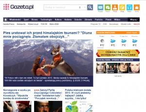 Strona główna gazeta.pl